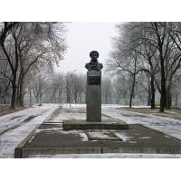 Бюст в г.Кролевец (Украина, 1999)