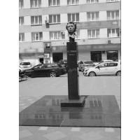 Бюст в г.Кропоткин (Россия, ?)