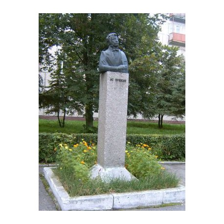 Bust in Кузнецк (Russia, ?)