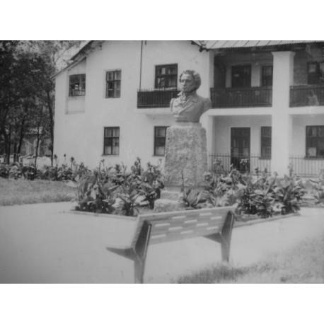 Бюст в г.Курахово (Украина, ?)