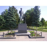 Figure in Ленинградская (Russia, ?)