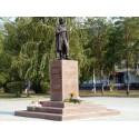 Figure in Лисаковск (Казахстан, 2008)
