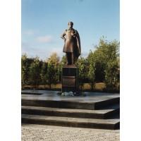 Фигура в г.Луховицы (Россия, 1997)