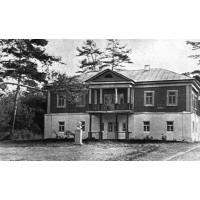 Бюст в селе Львовка (Россия, 1949)