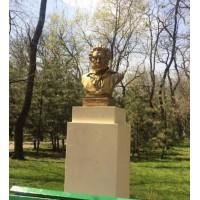 Bust in Мариуполь (Ukraine, 2015)