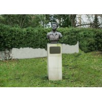 Bust in Мерш (Люксембург, 2014)