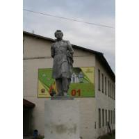 Figure in Мозырь (Беларусь, 1960-е)