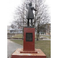 Figure in Мозырь (Беларусь, 1999)