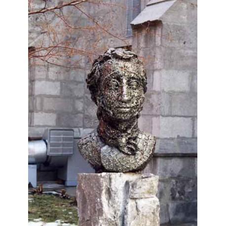 Бюст в г.Монреаль (Канада, 2002)