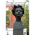 Bust in Москва (Russia, 1967)