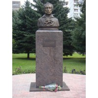 Bust in Москва (Russia, 2008)
