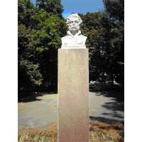 Bust in Никополь (Ukraine, 1936)