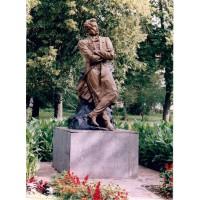 Figure in Новомосковск (Russia, 1952)