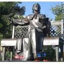 Фигура в г.Новороссийск (Россия, 1999)