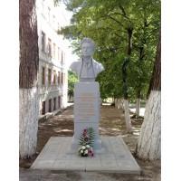 Bust in Новороссийск (Russia, 2013)