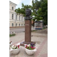 Bust in Новочеркасск (Russia, 2005)