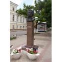 Бюст в г.Новочеркасск (Россия, 2005)