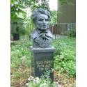 Bust in Нойруппин (Германия, 2000)