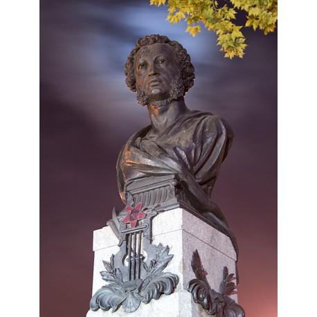 Bust in Одесса (Ukraine, 1889)