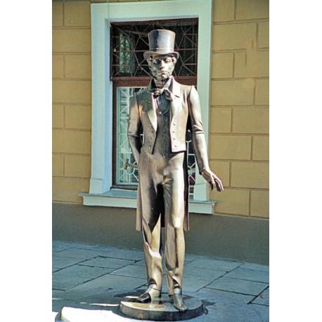 Figure in Одесса (Ukraine, 1999)