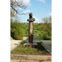 Bust in Оргеев (Молдова, 1988)
