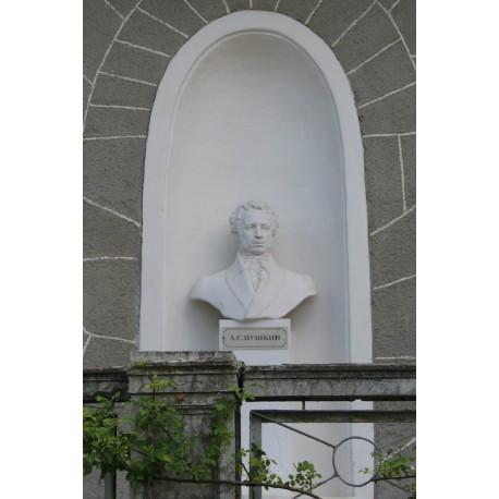 Bust in Партенит (Russia, ?)