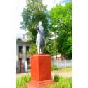 Figure in Первомайский (Russia, ?)
