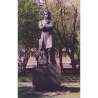 Figure in Петрозаводск (Russia, 1966)