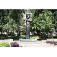 Bust in Полтава (Ukraine, 1987)