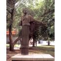 Бюст в г.Самара (тогда Куйбышев) (Россия, 1985)