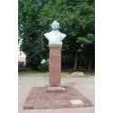 Bust in Саратов (Russia, 1999)