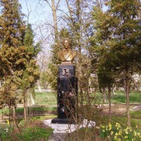Bust in Севастополь (Russia, 1952-1983)