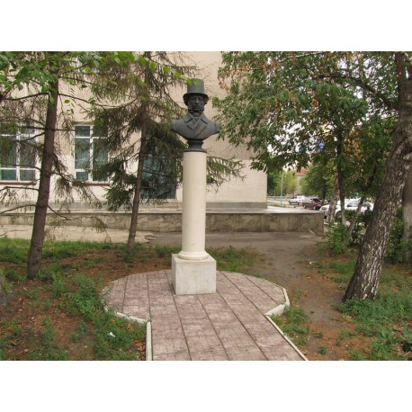 Bust in Сердобск (Russia, 2009)
