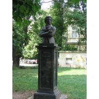Бюст в г.София (Болгария, 2001)