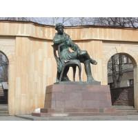 Figure in Ставрополь (Russia, 1986)