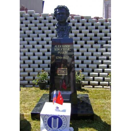 Bust in Стамбул (Турция, 2009)