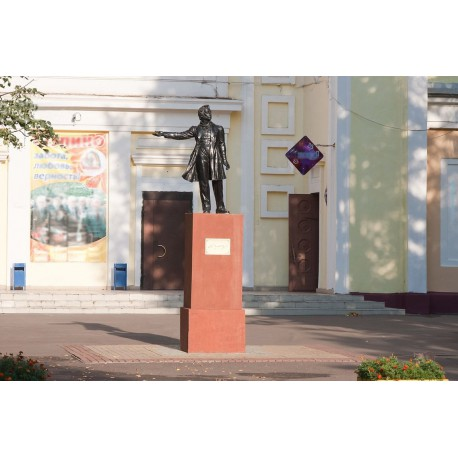Figure in Ступино (Russia, 2009)