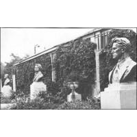 Bust in Таганрог (Russia, 1937)