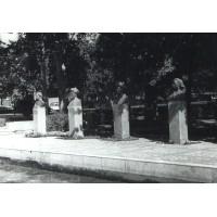 Бюст в г.Ташкент (Узбекистан, 1968)
