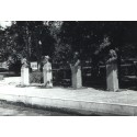 Bust in Ташкент (Узбекистан, 1968)