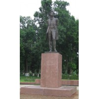 Figure in Ташкент (Узбекистан, 1974)