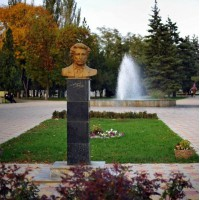 Bust in Темрюк (Russia, 2004)