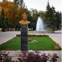 Бюст в г.Темрюк (Россия, 2004)
