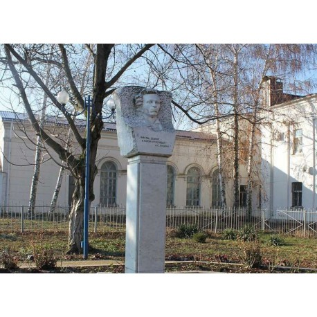 Bust in Тимашёвск (Russia, 1999)