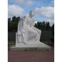 Фигура в пгт Томилино (Россия, 1968)