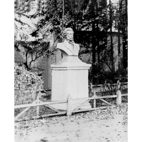 Bust in Томск (Russia, 1950-е)