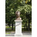 Bust in Томск (Russia, 1999)