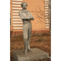 Figure in Улан-Удэ (Russia, ?)