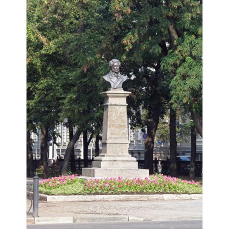 Bust in Харьков (Ukraine, 1904)