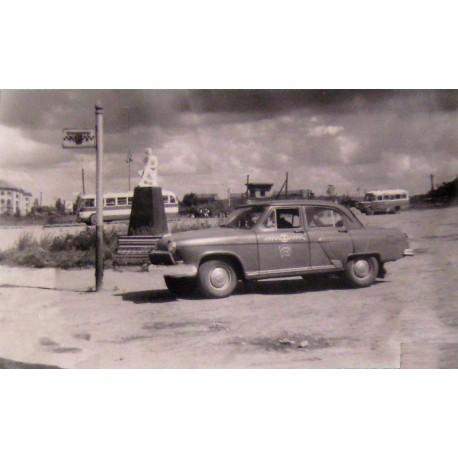 Фигура в г.Черняховск (Россия, 1950-е-?)
